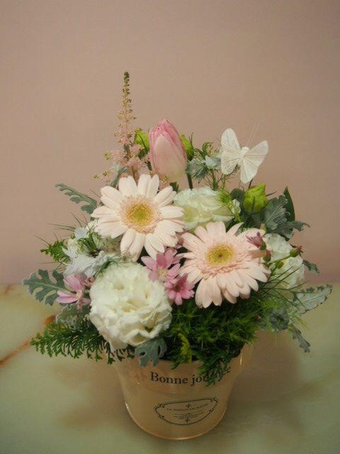 花ギフト|フラワーギフト|誕生日 花|カノシェ話題|スタンド花|ウエディングブーケ|花束|花屋|54329