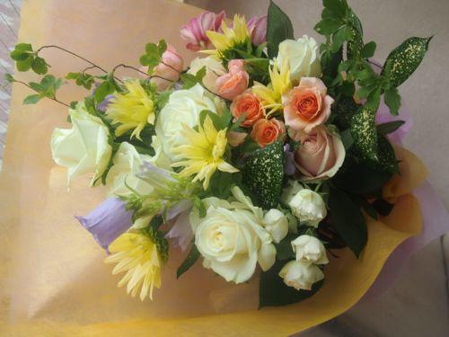 花ギフト|フラワーギフト|誕生日 花|カノシェ話題|スタンド花|ウエディングブーケ|花束|花屋|46882