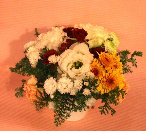 花ギフト|フラワーギフト|誕生日 花|カノシェ話題|スタンド花|ウエディングブーケ|花束|花屋|IMG_2092