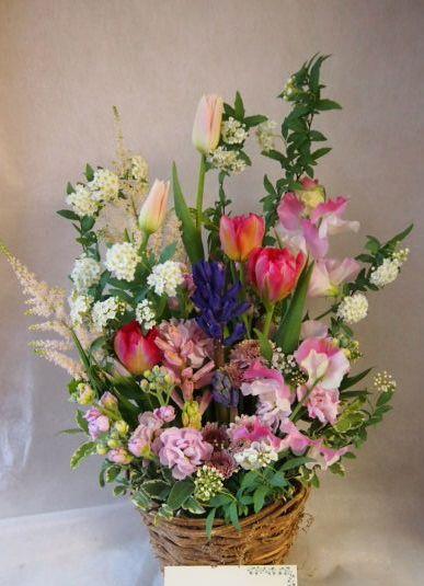 花ギフト|フラワーギフト|誕生日 花|カノシェ話題|スタンド花|ウエディングブーケ|花束|花屋|45623