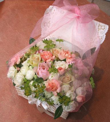 花ギフト|フラワーギフト|誕生日 花|カノシェ話題|スタンド花|ウエディングブーケ|花束|花屋|ゆかこさん2