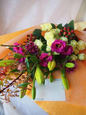 花ギフト|フラワーギフト|誕生日 花|カノシェ話題|スタンド花|ウエディングブーケ|花束|花屋|36940