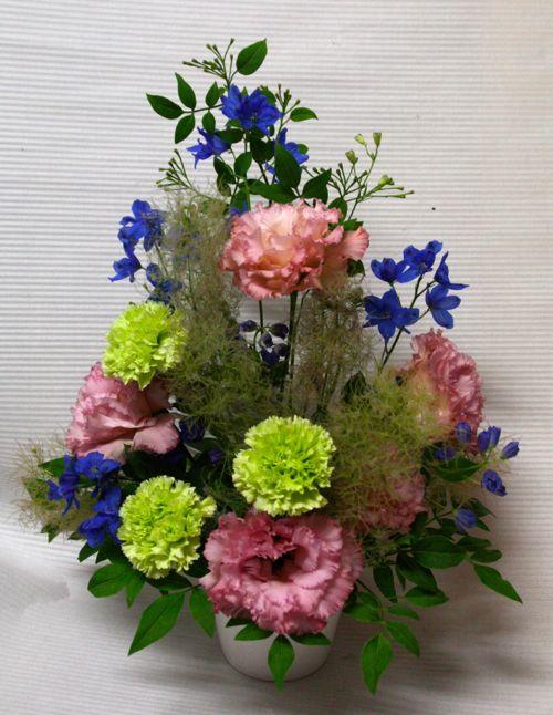 花ギフト|フラワーギフト|誕生日 花|カノシェ話題|スタンド花|ウエディングブーケ|花束|花屋|IMG_3755
