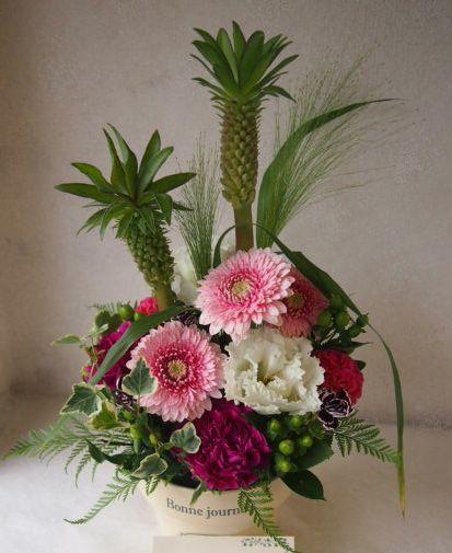 花ギフト|フラワーギフト|誕生日 花|カノシェ話題|スタンド花|ウエディングブーケ|花束|花屋|49249