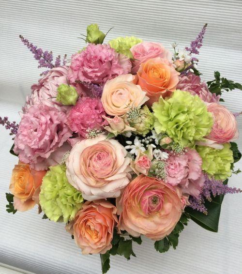 花ギフト|フラワーギフト|誕生日 花|カノシェ話題|スタンド花|ウエディングブーケ|花束|花屋|IMG_9809