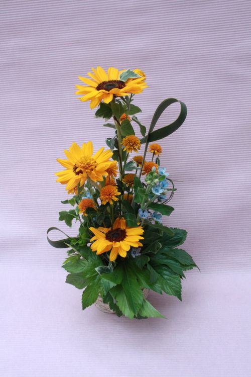 花ギフト|フラワーギフト|誕生日 花|カノシェ話題|スタンド花|ウエディングブーケ|花束|花屋|IMG_3906