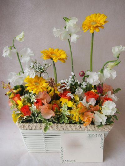 花ギフト|フラワーギフト|誕生日 花|カノシェ話題|スタンド花|ウエディングブーケ|花束|花屋|38656