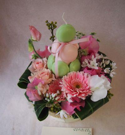 花ギフト|フラワーギフト|誕生日 花|カノシェ話題|スタンド花|ウエディングブーケ|花束|花屋|37914