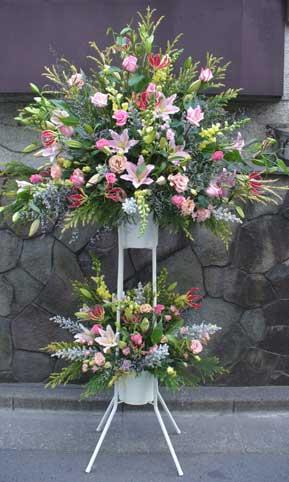 花ギフト|フラワーギフト|誕生日 花|カノシェ話題|スタンド花|ウエディングブーケ|花束|花屋|スタンド1