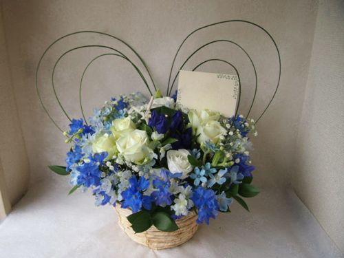 花ギフト|フラワーギフト|誕生日 花|カノシェ話題|スタンド花|ウエディングブーケ|花束|花屋|57344
