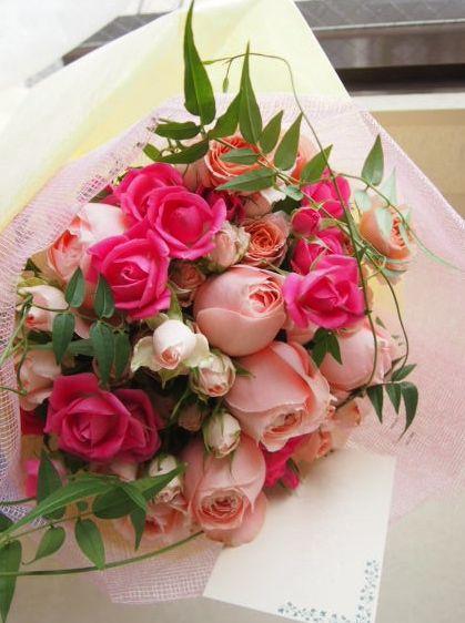 花ギフト|フラワーギフト|誕生日 花|カノシェ話題|スタンド花|ウエディングブーケ|花束|花屋|49585