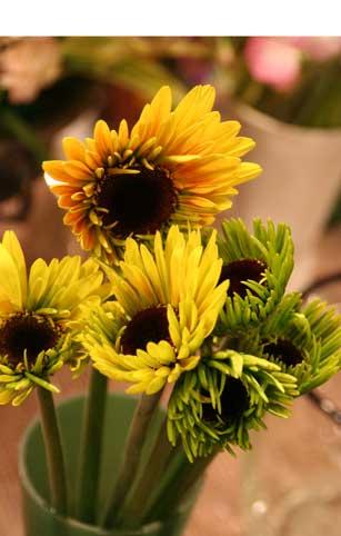 花ギフト|フラワーギフト|誕生日 花|カノシェ話題|スタンド花|ウエディングブーケ|花束|花屋|ガーベラ