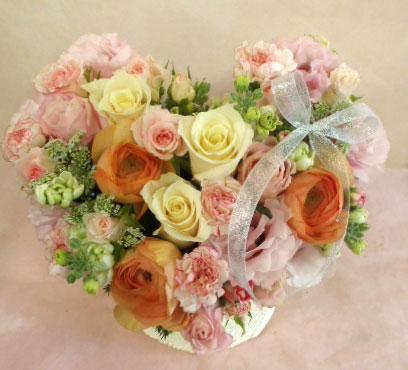 花ギフト|フラワーギフト|誕生日 花|カノシェ話題|スタンド花|ウエディングブーケ|花束|花屋|ハートさや