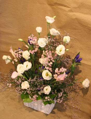 花ギフト|フラワーギフト|誕生日 花|カノシェ話題|スタンド花|ウエディングブーケ|花束|花屋|なおこさん