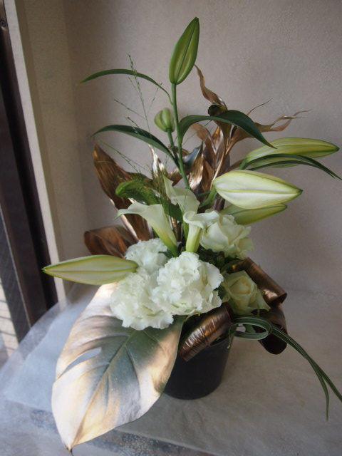 花ギフト|フラワーギフト|誕生日 花|カノシェ話題|スタンド花|ウエディングブーケ|花束|花屋|49142