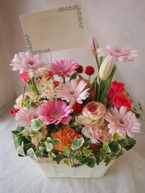 花ギフト|フラワーギフト|誕生日 花|カノシェ話題|スタンド花|ウエディングブーケ|花束|花屋|44979