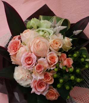 花ギフト|フラワーギフト|誕生日 花|カノシェ話題|スタンド花|ウエディングブーケ|花束|花屋|chic_b2