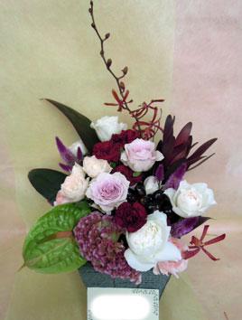 花ギフト|フラワーギフト|誕生日 花|カノシェ話題|スタンド花|ウエディングブーケ|花束|花屋|あゆみ おま