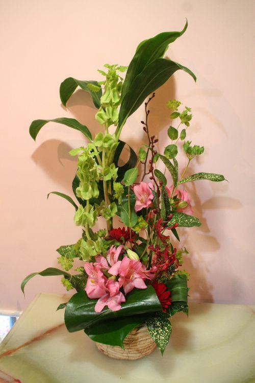 花ギフト|フラワーギフト|誕生日 花|カノシェ話題|スタンド花|ウエディングブーケ|花束|花屋|IMG_2792