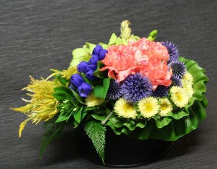 花ギフト|フラワーギフト|誕生日 花|カノシェ話題|スタンド花|ウエディングブーケ|花束|花屋|IMG_8693