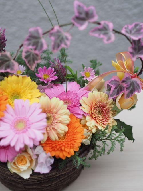 花ギフト|フラワーギフト|誕生日 花|カノシェ話題|スタンド花|ウエディングブーケ|花束|花屋|PB090515