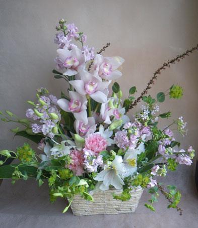 花ギフト|フラワーギフト|誕生日 花|カノシェ話題|スタンド花|ウエディングブーケ|花束|花屋|シンビsawako