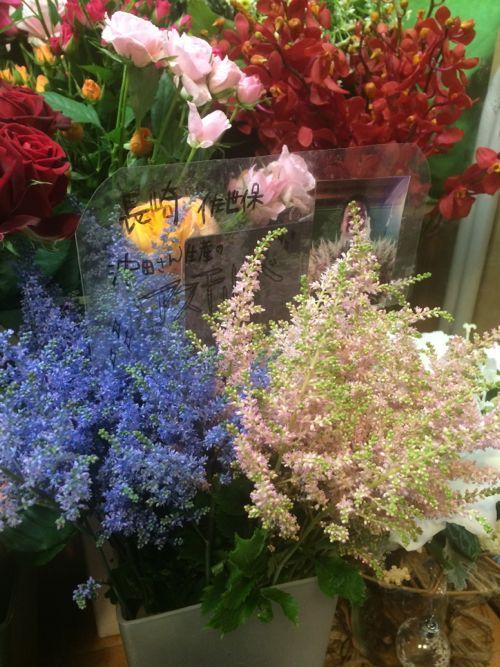 花ギフト|フラワーギフト|誕生日 花|カノシェ話題|スタンド花|ウエディングブーケ|花束|花屋|IMG_8434
