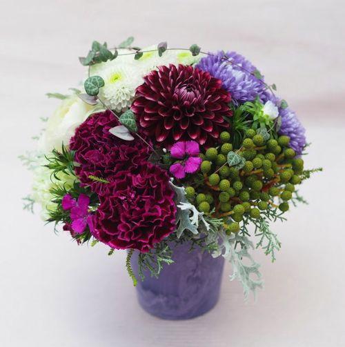 花ギフト|フラワーギフト|誕生日 花|カノシェ話題|スタンド花|ウエディングブーケ|花束|花屋|PB190650