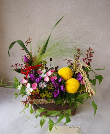 花ギフト|フラワーギフト|誕生日 花|カノシェ話題|スタンド花|ウエディングブーケ|花束|花屋|58381