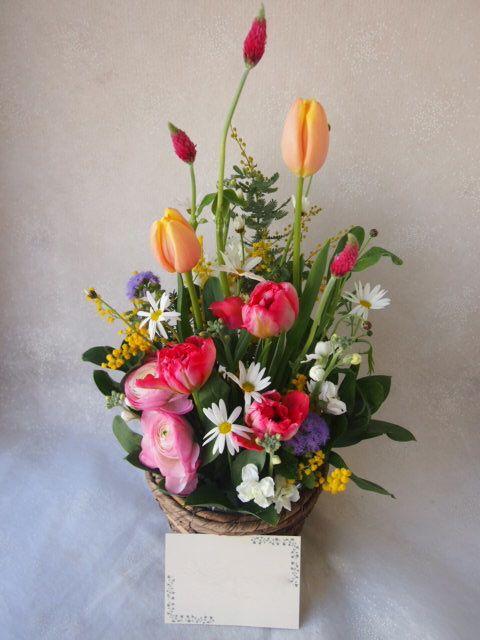 花ギフト|フラワーギフト|誕生日 花|カノシェ話題|スタンド花|ウエディングブーケ|花束|花屋|53536