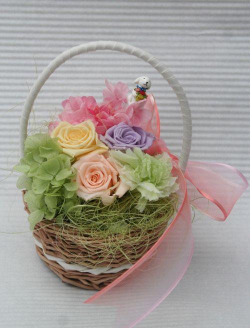 花ギフト|フラワーギフト|誕生日 花|カノシェ話題|スタンド花|ウエディングブーケ|花束|花屋|IMG_0673