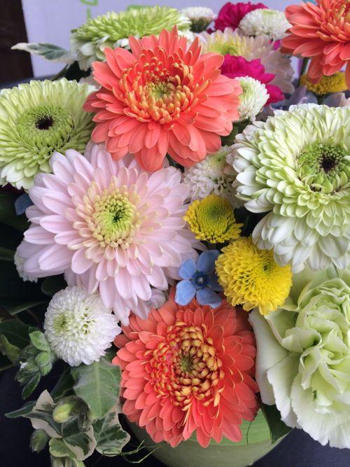 花ギフト|フラワーギフト|誕生日 花|カノシェ話題|スタンド花|ウエディングブーケ|花束|花屋|IMG_5069
