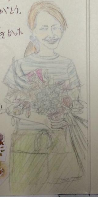 花ギフト|フラワーギフト|誕生日 花|カノシェ話題|スタンド花|ウエディングブーケ|花束|花屋|IMG_5946