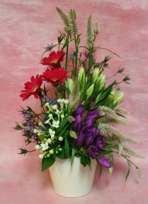 花ギフト|フラワーギフト|誕生日 花|カノシェ話題|スタンド花|ウエディングブーケ|花束|花屋|IMG_9690