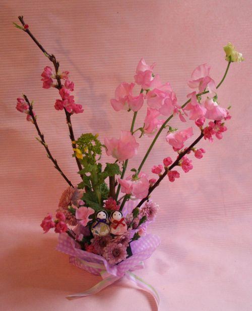 花ギフト|フラワーギフト|誕生日 花|カノシェ話題|スタンド花|ウエディングブーケ|花束|花屋|IMG_1192