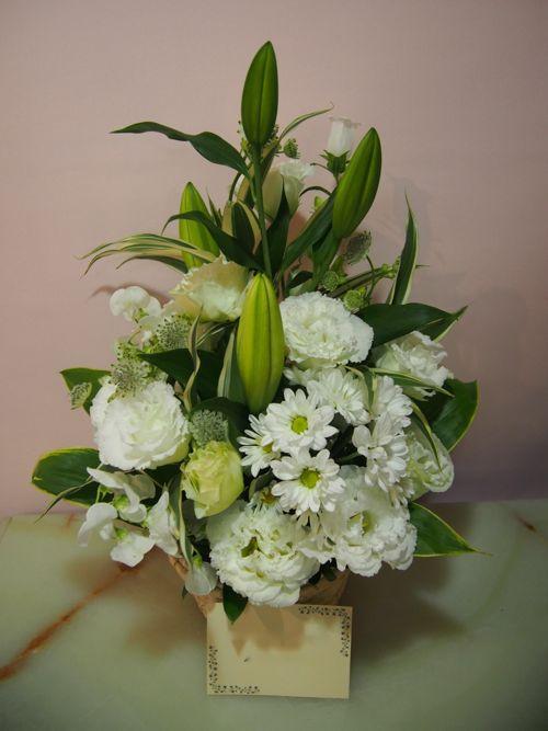 花ギフト|フラワーギフト|誕生日 花|カノシェ話題|スタンド花|ウエディングブーケ|花束|花屋|55192
