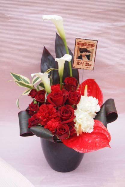 花ギフト|フラワーギフト|誕生日 花|カノシェ話題|スタンド花|ウエディングブーケ|花束|花屋|さま0513