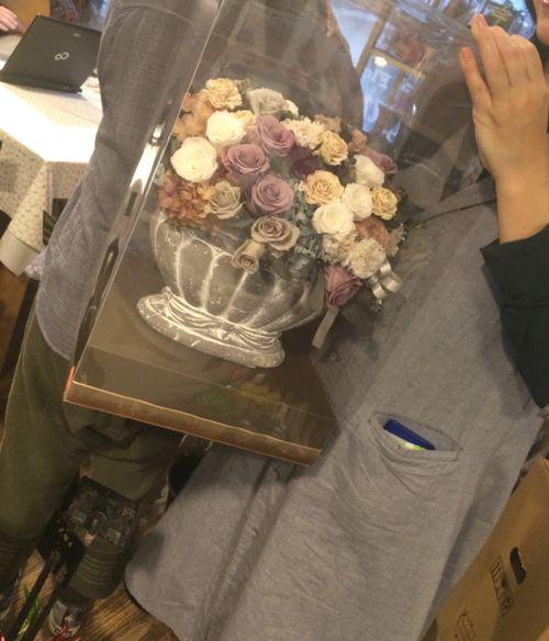 花ギフト|フラワーギフト|誕生日 花|カノシェ話題|スタンド花|ウエディングブーケ|花束|花屋|IMG_7769