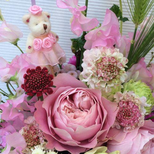 花ギフト|フラワーギフト|誕生日 花|カノシェ話題|スタンド花|ウエディングブーケ|花束|花屋|IMG_9249