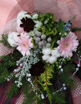 花ギフト|フラワーギフト|誕生日 花|カノシェ話題|スタンド花|ウエディングブーケ|花束|花屋|HUYUKIRA