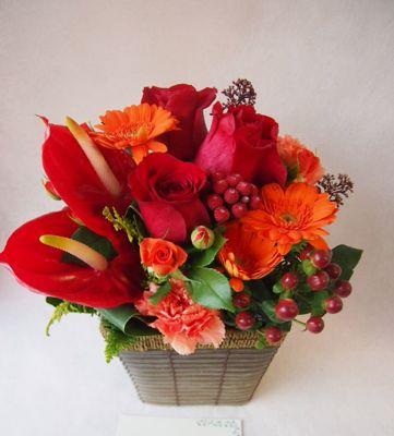 花ギフト|フラワーギフト|誕生日 花|カノシェ話題|スタンド花|ウエディングブーケ|花束|花屋|36659