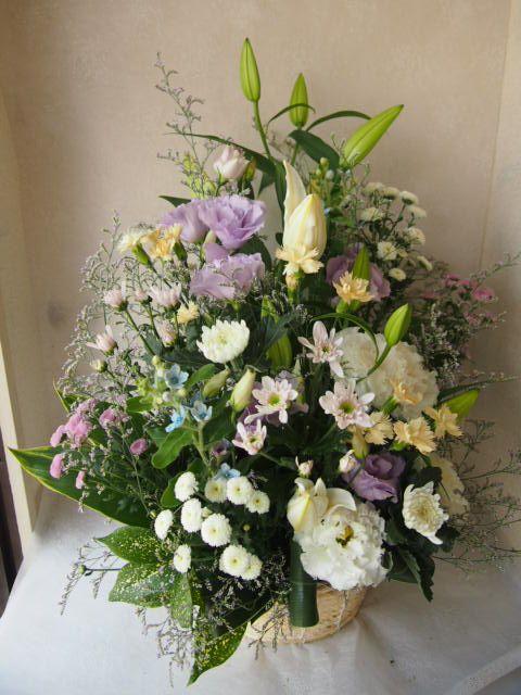 花ギフト|フラワーギフト|誕生日 花|カノシェ話題|スタンド花|ウエディングブーケ|花束|花屋|56916