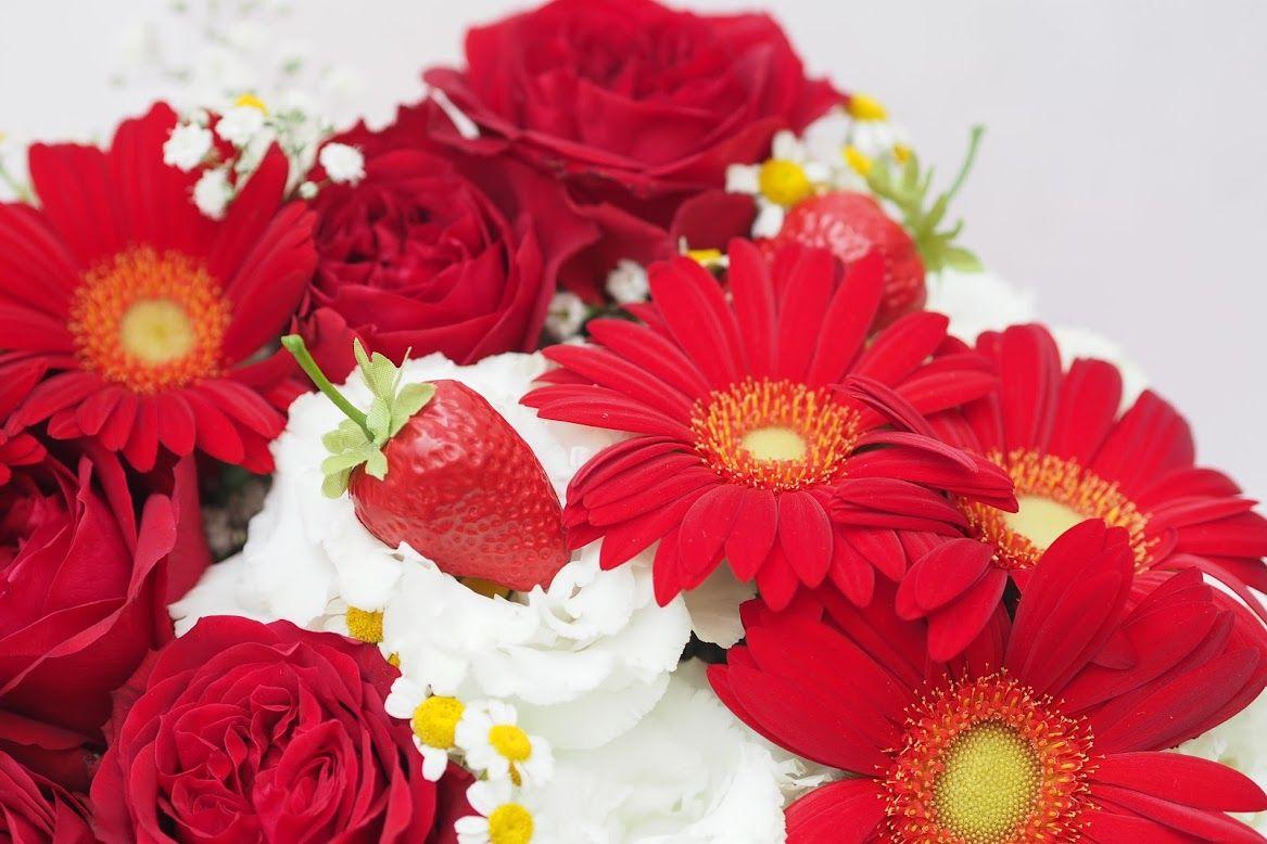 花ギフト|フラワーギフト|誕生日 花|カノシェ話題|スタンド花|ウエディングブーケ|花束|花屋|P7023568