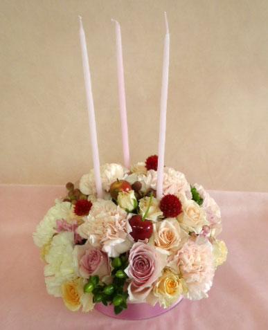 花ギフト|フラワーギフト|誕生日 花|カノシェ話題|スタンド花|ウエディングブーケ|花束|花屋|じゅん ケーキ