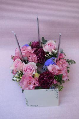 花ギフト|フラワーギフト|誕生日 花|カノシェ話題|スタンド花|ウエディングブーケ|花束|花屋|36782
