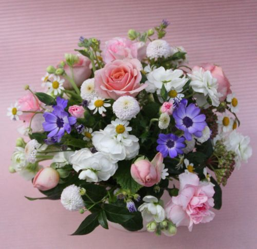 花ギフト|フラワーギフト|誕生日 花|カノシェ話題|スタンド花|ウエディングブーケ|花束|花屋|IMG_1141