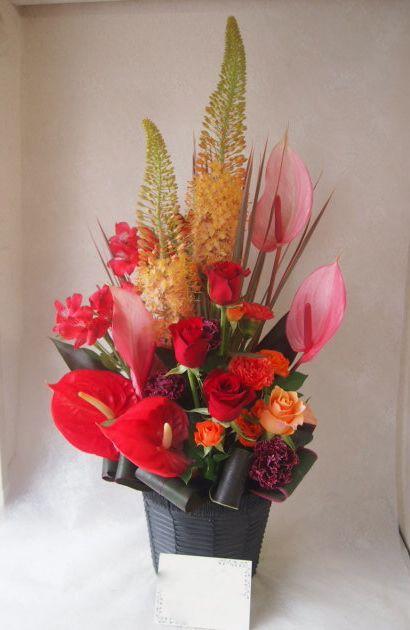 花ギフト|フラワーギフト|誕生日 花|カノシェ話題|スタンド花|ウエディングブーケ|花束|花屋|48540