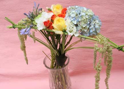 花ギフト フラワーギフト 誕生日 花 カノシェ話題 スタンド花 ウエディングブーケ 花束 花屋 とし