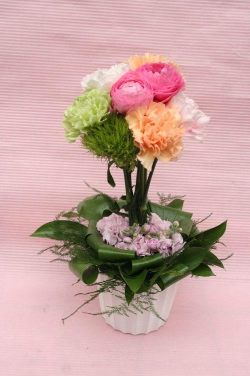 花ギフト|フラワーギフト|誕生日 花|カノシェ話題|スタンド花|ウエディングブーケ|花束|花屋|IMG_1112