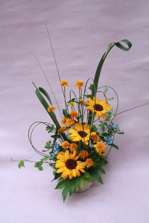 花ギフト|フラワーギフト|誕生日 花|カノシェ話題|スタンド花|ウエディングブーケ|花束|花屋|IMG_3908